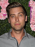 WEST HOLLYWOOD, CA, USA - MAY 13: Lance Bass at the Pump Lounge Grand Opening Hosted By Lisa Vanderpump And Ken Todd held at Pump Lounge on May 13, 2014 in West Hollywood, California, United States. (Photo by Celebrity Monitor)