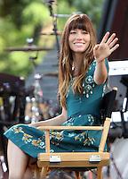 Jessica Beil_ Good Morning America_13Agosto2012