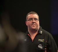 29.12.2014.  London, England.  William Hill World Darts Championship.  Stephen Bunting (27) [ENG]