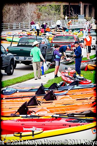 Event Photos: Buffalo Bayou Partnership Regatta 2011.