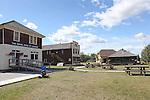 VANDERHOOF HOSTORIC VILLAGE, BC, CANADA