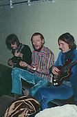 CREAM - BACKSTAGE 1968, JEFFREY MAYER