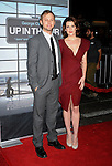 "WESTWOOD, CA. - November 30: Melanie Lynskey and Jimmi Simpson arrive at the ""Up In The Air"" Los Angeles Premiere at Mann Village Theatre on November 30, 2009 in Westwood, California."