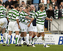 06/11/2005         Copyright Pic : James Stewart.File Name : sct_jspa20 falkirk v celtic.AIDEN MCGEADY IS CONGRATULATED AFTER SCORING CELTIC'S SECOND......Payments to :.James Stewart Photo Agency 19 Carronlea Drive, Falkirk. FK2 8DN      Vat Reg No. 607 6932 25.Office     : +44 (0)1324 570906     .Mobile   : +44 (0)7721 416997.Fax         : +44 (0)1324 570906.E-mail  :  jim@jspa.co.uk.If you require further information then contact Jim Stewart on any of the numbers above.........
