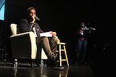 """Poet and performer J Ivy performed pieces from his new book, """"Dear Father: The Book"""" Sunday evening at the DuSable Museum located at 740 E. 56th Place."""