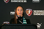 16 January 2009: Kerri Hanks was taken by Saint Louis Athletica with the sixth overall pick. The 2009 inaugural Womens Pro Soccer (WPS) Draft was held at the Convention Center in St. Louis, Missouri in conjuction with the National Soccer Coaches Association of America's annual convention.