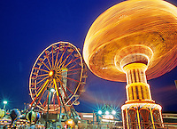Amusement Rides, Ocean City, New Jersey