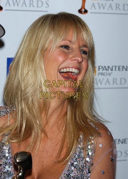 ULRIKA JONSSON.Pantene Pro-V Awards, Royal Albert Hall.jonnsen, jonnson, headshot, portrait, laughing.sales@capitalpictures.com.www.capitalpictures.com.©Capital Pictures