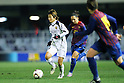 Asuna Tanaka (Leonessa), FEBRUARY 2, 2012 - Football / Soccer : Charity match between FC Barcelona Femenino 1-1 INAC Kobe Leonessa at Mini Estadi stadium in Barcelona, Spain. (Photo by D.Nakashima/AFLO) [2336]