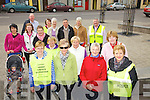 Taking part in the 10K walk in aid of the Kerry Hospice Foundation in Cahersiveen on Friday last were front l-r; Mary T.O'Sullivan, Mary O'Shea, Mary Murphy, Marie O'Shea, Noreen O'Neill, Cecelia Ring, Mary Shanahan, back l-r; Breda O'Sullivan, Mike O'Sullivan, Lisa Hallissey, John O'Gorman, Judy Scott, Ann Bowler, Eileen Cournane, Jacky O'Sullivan, Breda Murphy & Christy O'Connell.
