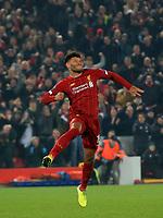 2019 Champions League Football Liverpool v Genk Nov 5th