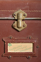 Willard Suitcases / Anna B<br /> &copy;2013 Jon Crispin<br /> ALL RIGHTS RESERVED
