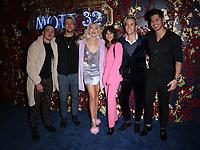 28 December 2018 - Las Vegas, NV - R5, Ross Butler.  Hong Kong's MOTT 32 opening at The Palazzo at The Venetian Resort. Photo Credit: MJT/AdMedia