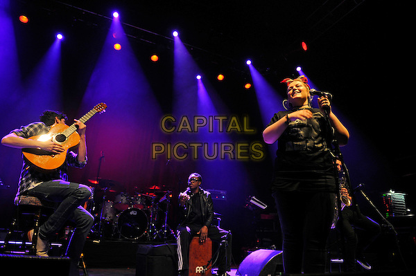 LONDON, ENGLAND - April 22: Elli Ingram performs in concert at the o2 Shepherd's Bush Empire on April 22, 2014 in London, England<br /> CAP/MAR<br /> &copy; Martin Harris/Capital Pictures