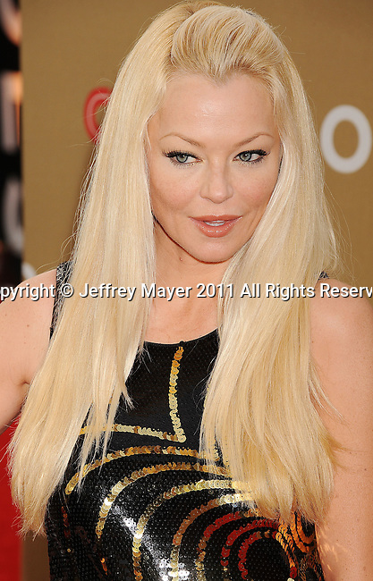 LOS ANGELES, CA - DECEMBER 11: Charlotte Ross arrives at 2011 CNN Heroes: An All-Star Tribute at The Shrine Auditorium on December 11, 2011 in Los Angeles, California.