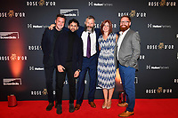 Picture by Simon Wilkinson/SWpix.com 01/122019 -  Rose d'Or 2019 Award Ceremony, red carpet arrivals and winners. Kings Place, London<br /> - Adam Hills