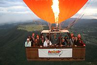 20120602 June 02 Hot Air Balloon Gold Coast