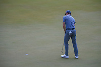 Rory McIlroy (NIR) sinks his putt on 2 during day 2 of the World Golf Championships, Dell Match Play, Austin Country Club, Austin, Texas. 3/22/2018.<br /> Picture: Golffile | Ken Murray<br /> <br /> <br /> All photo usage must carry mandatory copyright credit (&copy; Golffile | Ken Murray)