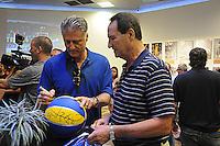 Tal Brody and Miki Berkovich - Maccabi Tel Aviv