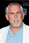 Actor John Ratzenberger arrives at the Disney-Pixar's WALL-E Premiere on June 21, 2008 at Greek Theatre in Los Angeles, California.