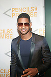 Honoree Usher Raymond IV Attends the Second Annual Pencils of Promise Gala Held at Guastavino's, NY  10/25/12