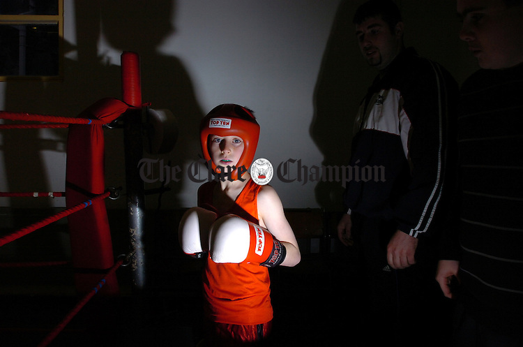 Clare v Galway Boxing Ennis Community Centre
