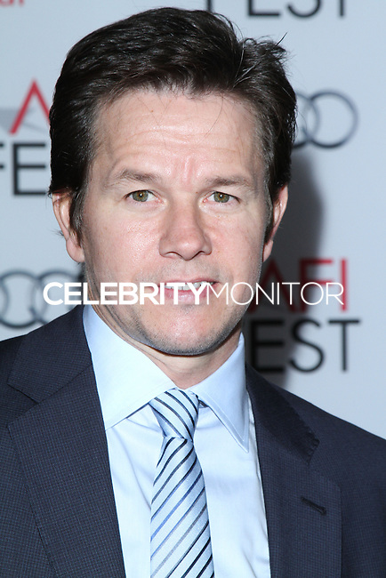 """HOLLYWOOD, CA - NOVEMBER 12: Mark Wahlberg at the AFI FEST 2013 - """"Lone Survivor"""" Premiere held at TCL Chinese Theatre on November 12, 2013 in Hollywood, California. (Photo by David Acosta/Celebrity Monitor)"""