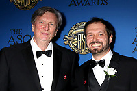 LOS ANGELES - FEB 17:  John Bailey, Mart Taniel at the 32nd American Society of Cinematographers Awards at Dolby Ballroom on February 17, 2018 in Los Angeles, CA
