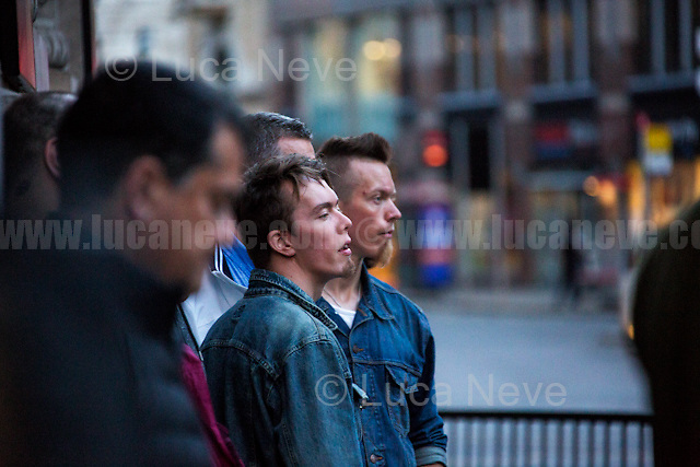 London Bridge.<br /> <br /> London, 04/06/2017. Documenting the day after the tragic terrorist London Bridge &amp; Borough Market Attack of the 03 June 2017.<br /> <br /> Yesterday, 3 June 2017, at around 21:58, a terrorist attack took place in London Bridge &amp; Borough Market, London. The attack began when a white van mounted the pavement and run into pedestrians from the north side of London Bridge. Then, the van stopped on the south of the bridge and the three men, wielding knives and wearing fake explosive vests, ran to Borough Market, where they stabbed people inside restaurants. Ten people (including three attackers) were killed and 48 injured in the attack. Three suspects were shot dead by police.<br /> <br /> For more information please click here: https://en.wikipedia.org/wiki/June_2017_London_attack &amp; http://www.bbc.co.uk/news/live/uk-40147014