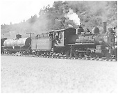 RGS 4-6-0 #20 with freight.<br /> RGS