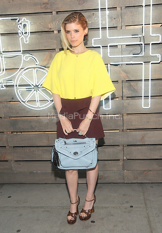 New York, NY- June 17: Kate Mara attends the 2014 Summer Party presented by Coach at friends of the Highline at the  Highline on June 17, 2014 in New York City .Credit: John Palmer/MediaPunch