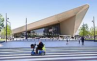 Nederland Rotterdam 2018. Centraal Station.  Foto Berlinda van Dam / Hollandse Hoogt