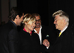 """Actors Hugh Jackman and wife Deborra-Lee Furness are honored as David Lynch Foundation presents """"Change Begins Within"""" - a benefit and gala celebrating service of veterans and first responders in New York City hosted by David Lynch and Jerry Seinfeld on December 3, 2013 at the Conrad NYC, New York. (Photo by Sue Coflin/Max Photos)"""
