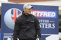 Martin Kaymer (GER) during the Hero Pro-am at the Betfred British Masters, Hillside Golf Club, Lancashire, England. 08/05/2019.<br /> Picture Fran Caffrey / Golffile.ie<br /> <br /> All photo usage must carry mandatory copyright credit (© Golffile | Fran Caffrey)