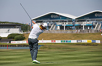 Emiliano Grillo (ARG) during the Pro-Am ahead of the 2015 Alstom Open de France, played at Le Golf National, Saint-Quentin-En-Yvelines, Paris, France. /01/07/2015/. Picture: Golffile | David Lloyd<br /> <br /> All photos usage must carry mandatory copyright credit (&copy; Golffile | David Lloyd)