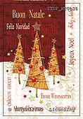 Simonetta, CHRISTMAS SYMBOLS, paintings,+symbols, tree, trees,++++,ITDPNT0138,#XX# Symbole, Weihnachten, símbolos, Navidad, illustrations, pinturas