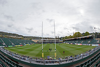 A general view of Recreation Ground, home of Bath Rugby<br /> <br /> Photographer Bob Bradford/CameraSport<br /> <br /> Aviva Premiership - Bath Rugby v Worcester Warriors - Saturday 7th October 2017 - The Recreation Ground - Bath<br /> <br /> World Copyright &copy; 2017 CameraSport. All rights reserved. 43 Linden Ave. Countesthorpe. Leicester. England. LE8 5PG - Tel: +44 (0) 116 277 4147 - admin@camerasport.com - www.camerasport.com