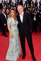 www.acepixs.com<br /> <br /> May 23 2017, Cannes<br /> <br /> Salma Hayek and Francois-Henri Pinault arriving at the 70th Anniversary of the annual Cannes Film Festival at Palais des Festivals on May 23, 2017 in Cannes, France.<br /> <br /> By Line: Famous/ACE Pictures<br /> <br /> <br /> ACE Pictures Inc<br /> Tel: 6467670430<br /> Email: info@acepixs.com<br /> www.acepixs.com