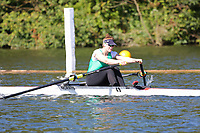 Race: 3  Event: Aspirational 1x<br /> Crew: 49  Club: Notts CRA (A)<br /> <br /> Henley Women's Regatta 2018<br /> Friday<br /> <br /> To purchase this photo, or to see pricing information for Prints and Downloads, click the blue 'Add to Cart' button at the top-right of the page.