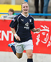 16/10/2010   Copyright  Pic : James Stewart.sct_jsp011_stirling_v_dundee  .:: LEIGH GRIFFITHS CELEBRATES AFTER HE SCORES DUNDEE'S GOAL ::  .James Stewart Photography 19 Carronlea Drive, Falkirk. FK2 8DN      Vat Reg No. 607 6932 25.Telephone      : +44 (0)1324 570291 .Mobile              : +44 (0)7721 416997.E-mail  :  jim@jspa.co.uk.If you require further information then contact Jim Stewart on any of the numbers above.........