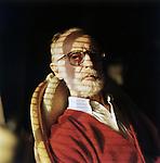 Portrait of an Older Man