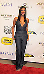 Jennifer Williams - Basketball Wives at Nolcha Fashion Week New York on September 8, 2014 at Eyebeam Atelier - 540 W. 21st St, New York City, New York. (Photo by Sue Coflin/Max Photos)