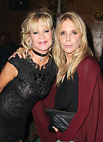 HOLLWOOD, CA - October 08: Melanie Griffith, Rosanna Arquette, At 4th Annual CineFashion Film Awards_Inside At On El Capitan Theatre In California on October 08, 2017. <br /> CAP/MPI/FS<br /> &copy;FS/MPI/Capital Pictures
