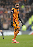 Dejection for Leon Clarke of Wolves - Football - Sky Bet Championship - Derby County vs Wolverhampton Wanderers - iPro Stadium Derby - Season 2014/15 - 8th November 2014 - Photo Malcolm Couzens/Sportimage