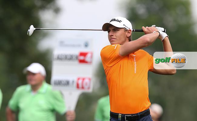 Joakim Lagergren (SWE) during Round Three of the 2015 BMW International Open at Golfclub Munchen Eichenried, Eichenried, Munich, Germany. 27/06/2015. Picture David Lloyd | www.golffile.ie
