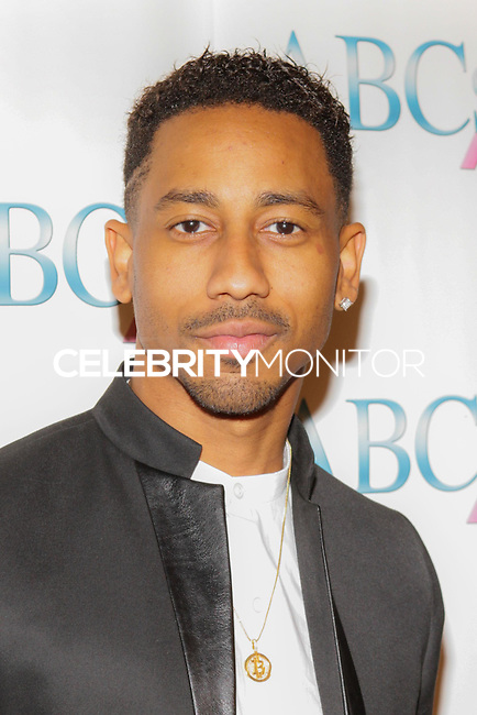 BEVERLY HILLS, CA, USA - NOVEMBER 22: Brandon T. Jackson arrives at the Associates For Breast And Prostate Cancer Studios 25th Annual Talk Of The Town Black Tie Gala held at The Beverly Hilton Hotel on November 22, 2014 in Beverly Hills, California, United States. (Photo by Rudy Torres/Celebrity Monitor)
