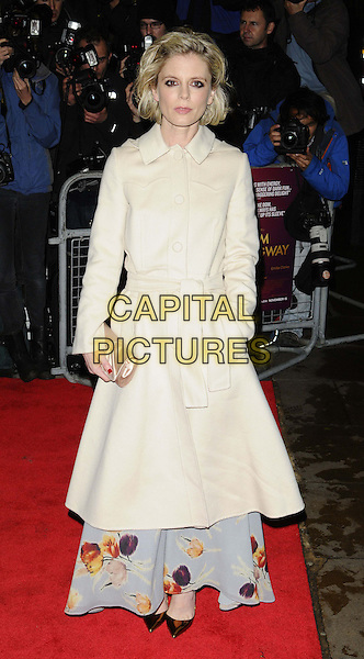 LONDON, ENGLAND - OCTOBER 28: Emilia Fox attends the &quot;Dom Hemingway&quot; UK film premiere, Curzon Mayfair cinema, Curzon St., on October 28, 2013 in London, England, UK.<br /> CAP/CAN<br /> &copy;Can Nguyen/Capital Pictures