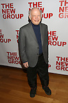 Wallace Shawn attends the opening night party for the New Group Production of Wallace Shawn's  'Evening at the Talk House' at Green Fig Urban Eatery on 2/16/2017 in New York City.