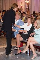 Alejandra, Teresa Campos and Carmen Borrego