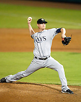 Alex Cobb - Peoria Saguaros - 2010 Arizona Fall League.Photo by:  Bill Mitchell/Four Seam Images..